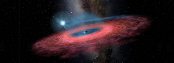 Astronomers Detected a Monstrous Black Hole in Our Galaxy