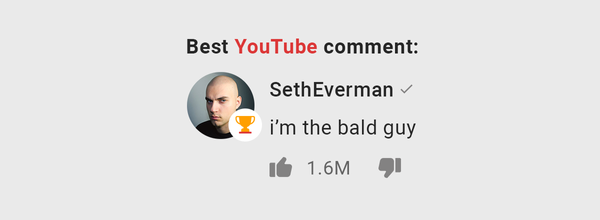 "The Comment Under Billie Eilish's ""Bad Guy"" YouTube Music Video Is the First to Receive One Million Likes"
