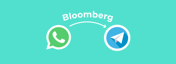 Bloomberg Shut down Its Channel on WhatsApp