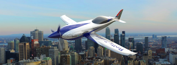 "Rolls-Royce Prepares a ""Speed Revolution"" with the New Electric Race Plane"
