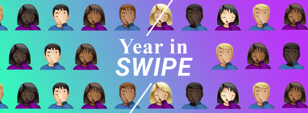 "Tinder Reveals Its ""The Year in Swipe"" Report"