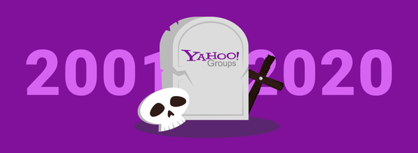 Yahoo Is Extending the Deadline to Download Yahoo Groups Content Before Its Deletion