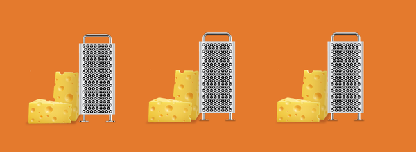 The Most Expensive Apple Grater: iFixit Grated Cheese with Mac Pro