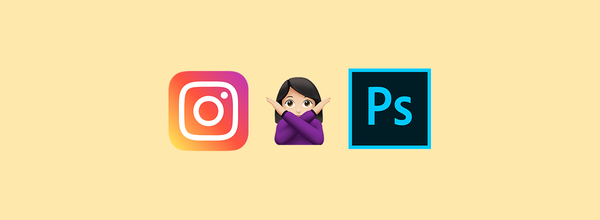 Instagram Hides Photoshopped Photos, Causing Confusion Among Digital Artists