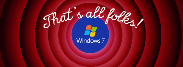 The End of Windows 7 Is Near: Its Support Will End on January 14, 2020