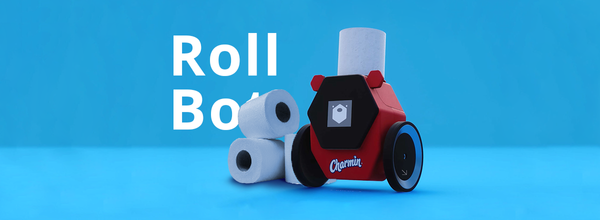 A Toilet Paper Manufacturer Presented a Useful Toilet Robot and a Bathroom Smell Sensor at CES 2020