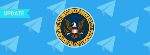 SEC Filed Invoices of Telegram Token Sale After Pre-ICO to the Court