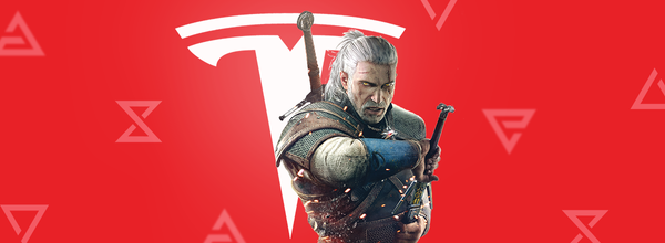"Perhaps It Will Soon Be Possible to Play ""The Witcher"" in Tesla Cars"