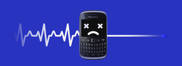 Say Goodbye to BlackBerry: The BlackBerry Brand Is Leaving the Smartphone Market