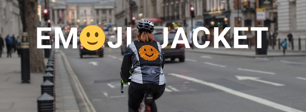 Expressing Intentions on the Road May Become Easier for Cyclists with the New Ford Emoji Jacket