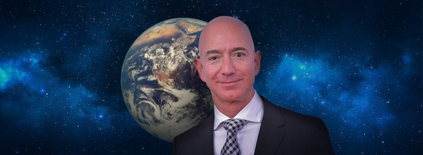 Amazon's Jeff Bezos Launches the Bezos Earth Fund to Fight Climate Change