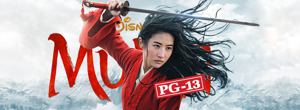"""Mulan"" Will Be the First Movie Remake of the Classic Disney Cartoon With a ""Cruel"" Rating of PG-13"