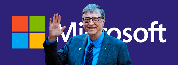 Bill Gates Has Left the Microsoft Board of Directors to Dedicate More Time to Charity