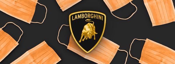 Coronavirus in Italy: Lamborghini Launched Its Production of Surgical Masks and Protective Medical Shields