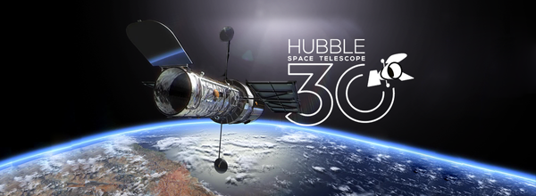 Hubble Space Telescope Celebrates 30 Years in Space This Month