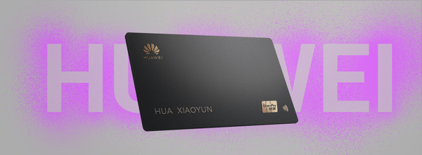 Huawei Introduced an Analog of Apple Card