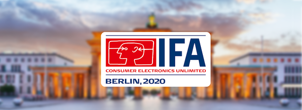 IFA 2020 Canceled for the First Time Since WWII Over the Coronavirus Pandemic