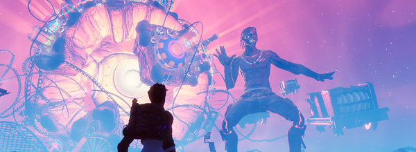 Fortnite's Travis Scott Virtual Concert Attracted 15.2 Million Viewers