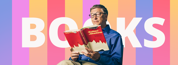 Summer 2020 Book Recommendations from Bill Gates