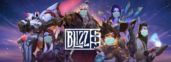 BlizzCon 2020 Is Canceled Due to Coronavirus Quarantine
