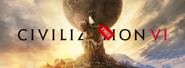 Civilization VI Is Now Free on the Epic Games Store