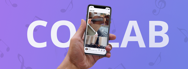 Facebook Introduced Collab, a New App for Making Short Music Videos Together