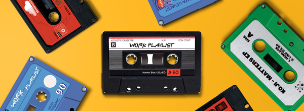 Music for Working From Home: Apple Music and Spotify Playlists