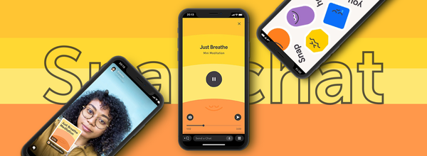 The First Snap Mini App With Headspace Meditations Is Now Out