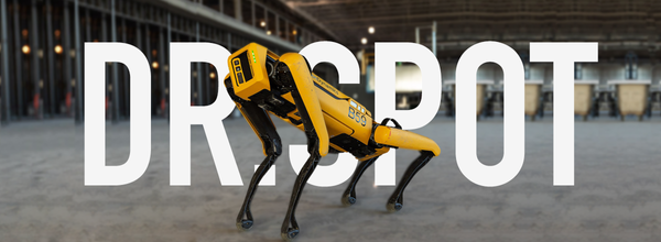 Boston Dynamics and MIT Researchers Created Dr. Spot to Help Diagnose COVID-19
