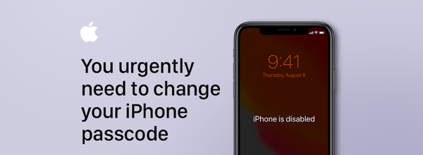 Here's Why You Urgently Need to Change Your iPhone Passcode