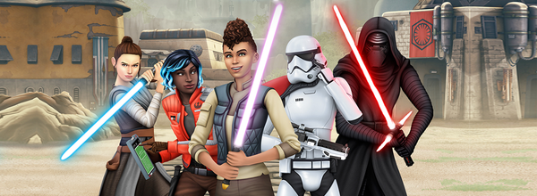 The Sims 4 Is Getting a New Star Wars Game Pack in September