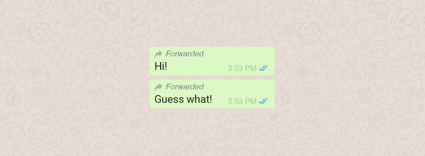 Handy Tips: How to Tell How Many Times Your WhatsApp Message Has Been Forwarded