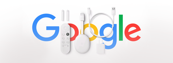 Google Officially Presented Its New Chromecast With Google TV