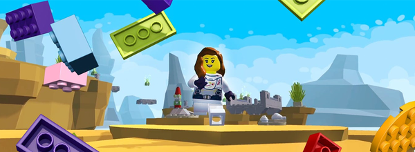 Lego and Unity Teamed up to Release a Free Microgame