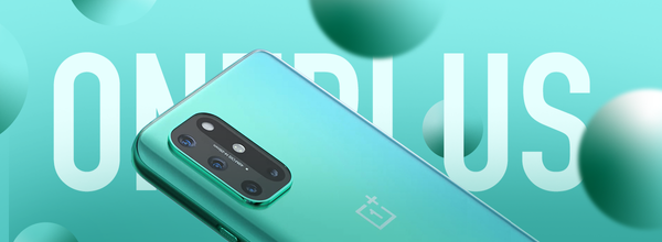 OnePlus 8T in the New Aquamarine Green Color Was Shown a Week Before the Launch Event