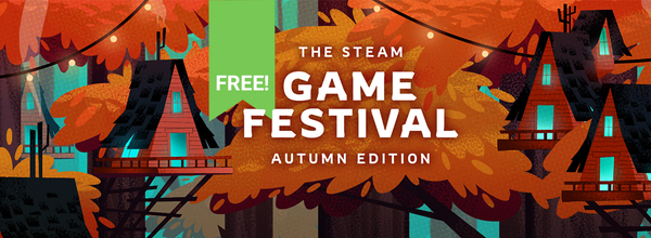 Steam's Autumn Game Festival Offers Hundreds of PC Games for Free