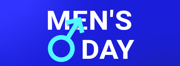 What Is Today? International Men's Day