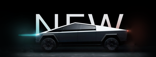 Tesla Will Redesign the Cybertruck in a Month or So