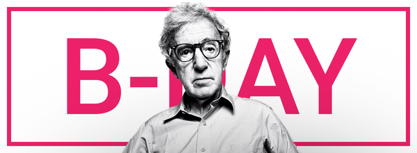What Is Today? Woody Allen's Birthday