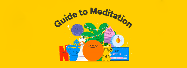 Netflix Released an Animated Series Guide to Meditation