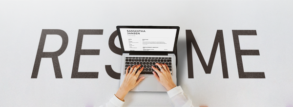 4 Crucial Tips for Writing a Great Resume