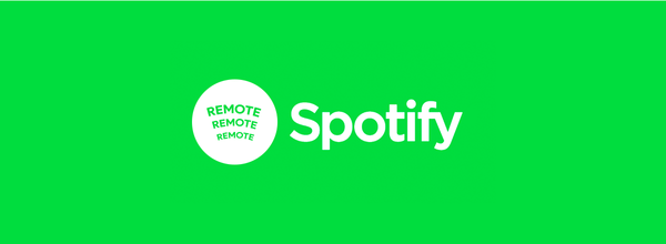 Spotify Employees Will Be Able to Work From Home Even After the Pandemic Ends