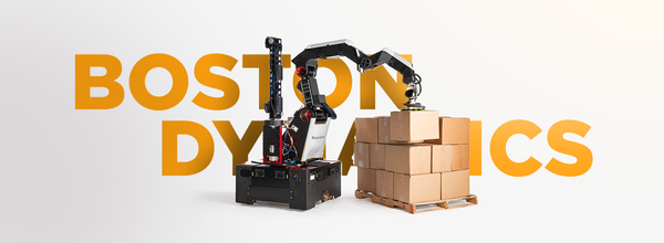 Boston Dynamics Introduced Stretch, Its New Warehouse Robot