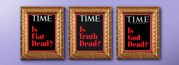 Time Magazine Auctions Three Covers as NFTs, and Will Accept Cryptocurrency