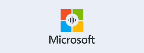 Microsoft Buys a Speech Recognition Tech Company for $16 Billion